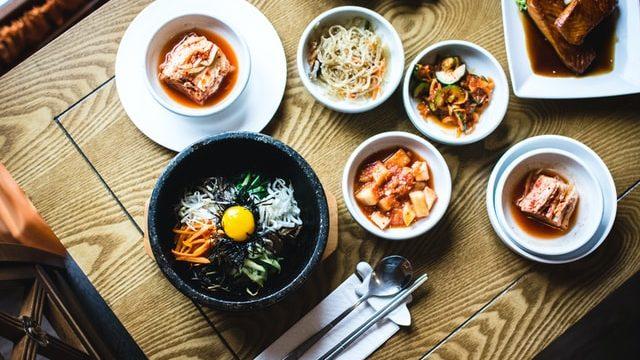 韓国風食卓