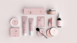 ピンク化粧品