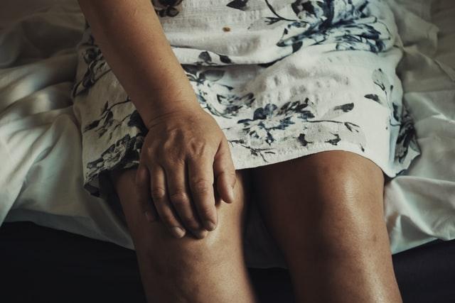 ひざ スカート