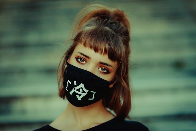 冷やしマスク